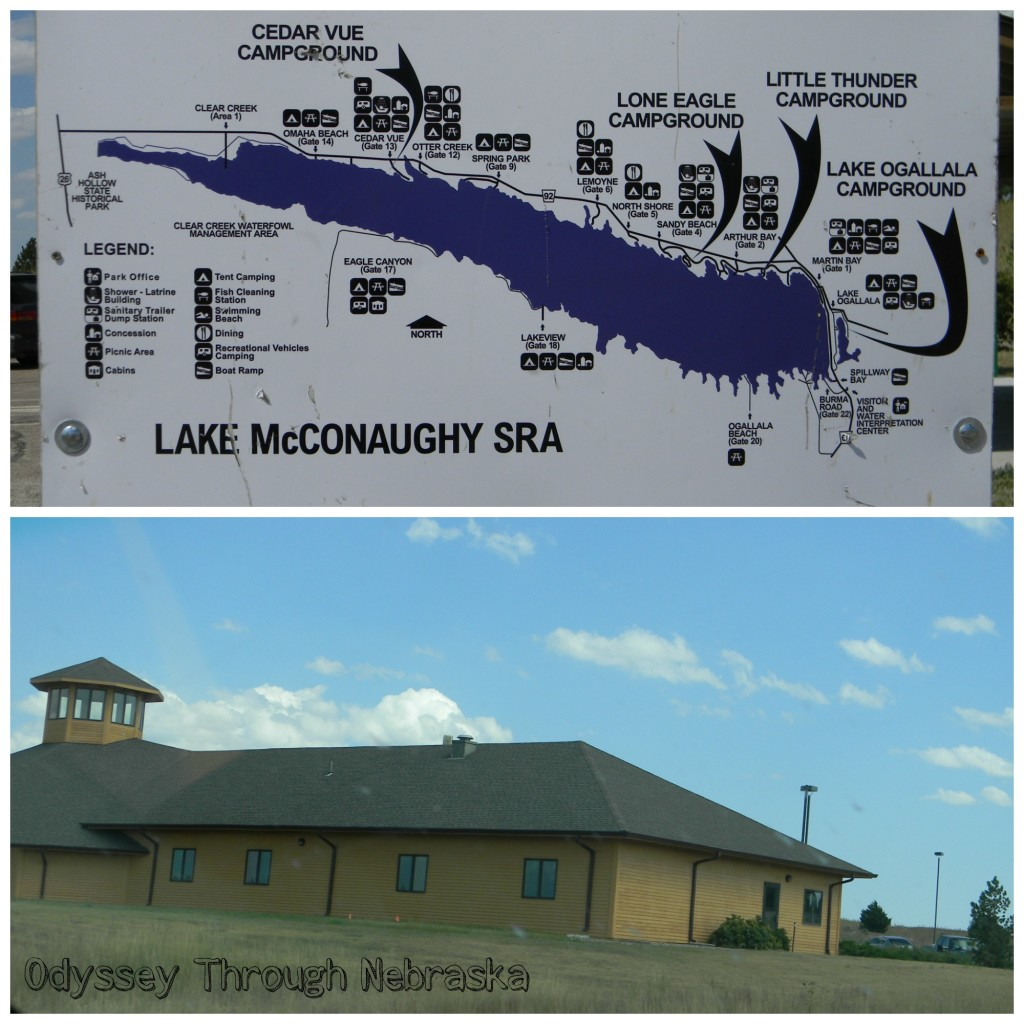 Lake McConaughy Collage