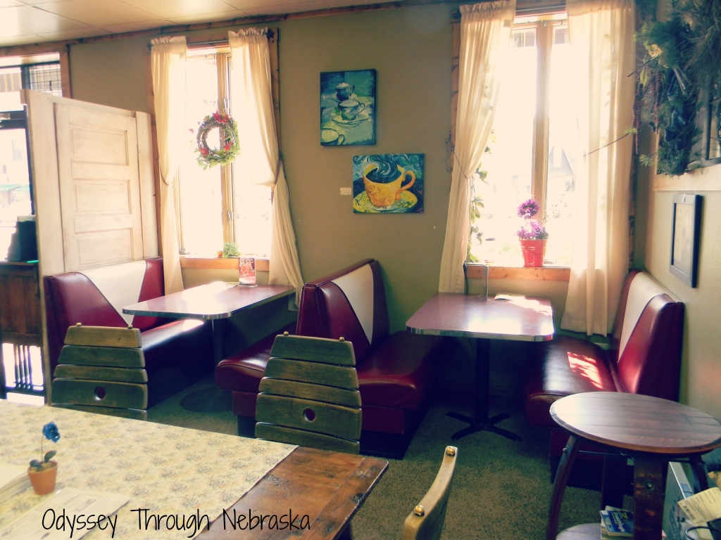 Why You Should Visit Prairie Grounds Cafe and Gifts in Broken Bow Nebraska