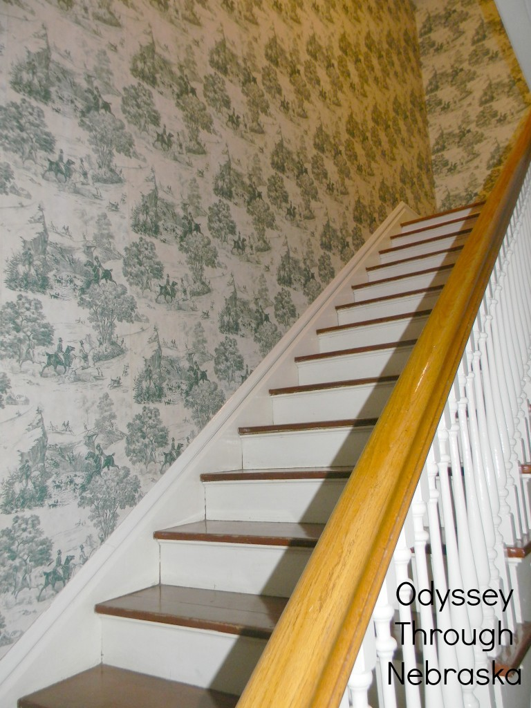 Fort Robinson Staircase