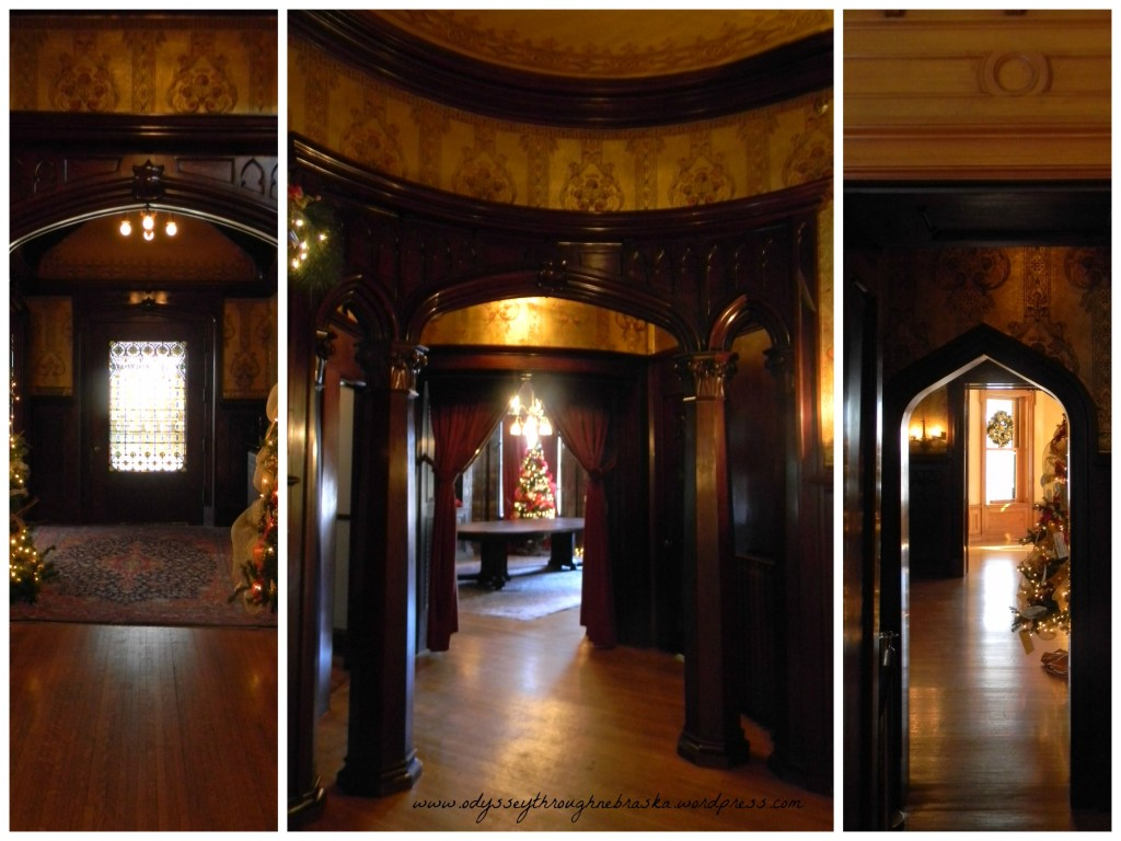 Joslyn Castle Room with (interior) views