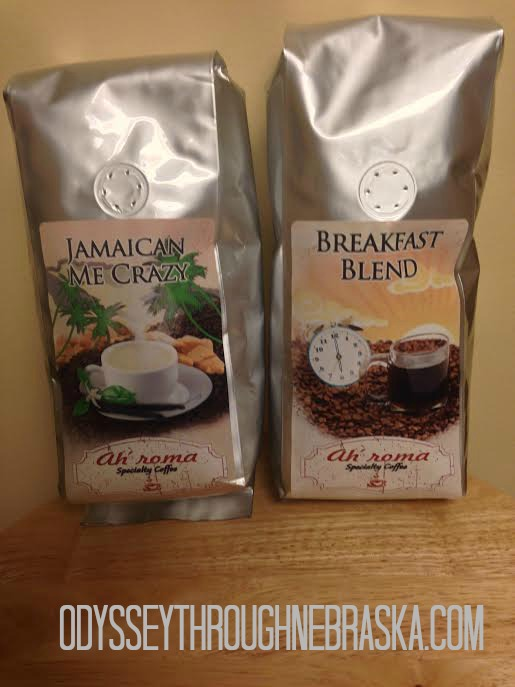 Ah'roma Coffee to Give Away