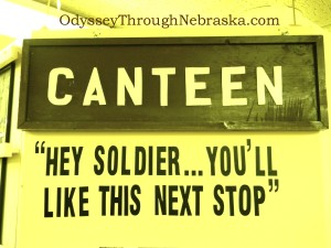 The North Platte Canteens served World War 2 soldiers on the home front