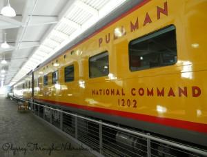 Durham Pullman Train