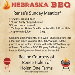 Holen One Farms Nebraska BBQ