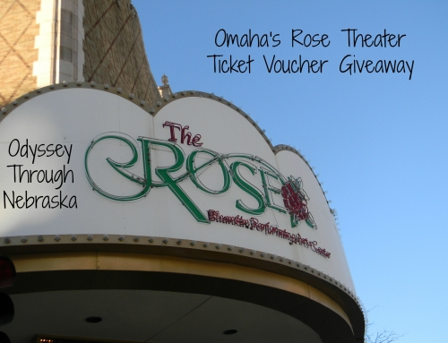 Tuesday Theater: Omaha's Rose Theater Vouchers Giveaway