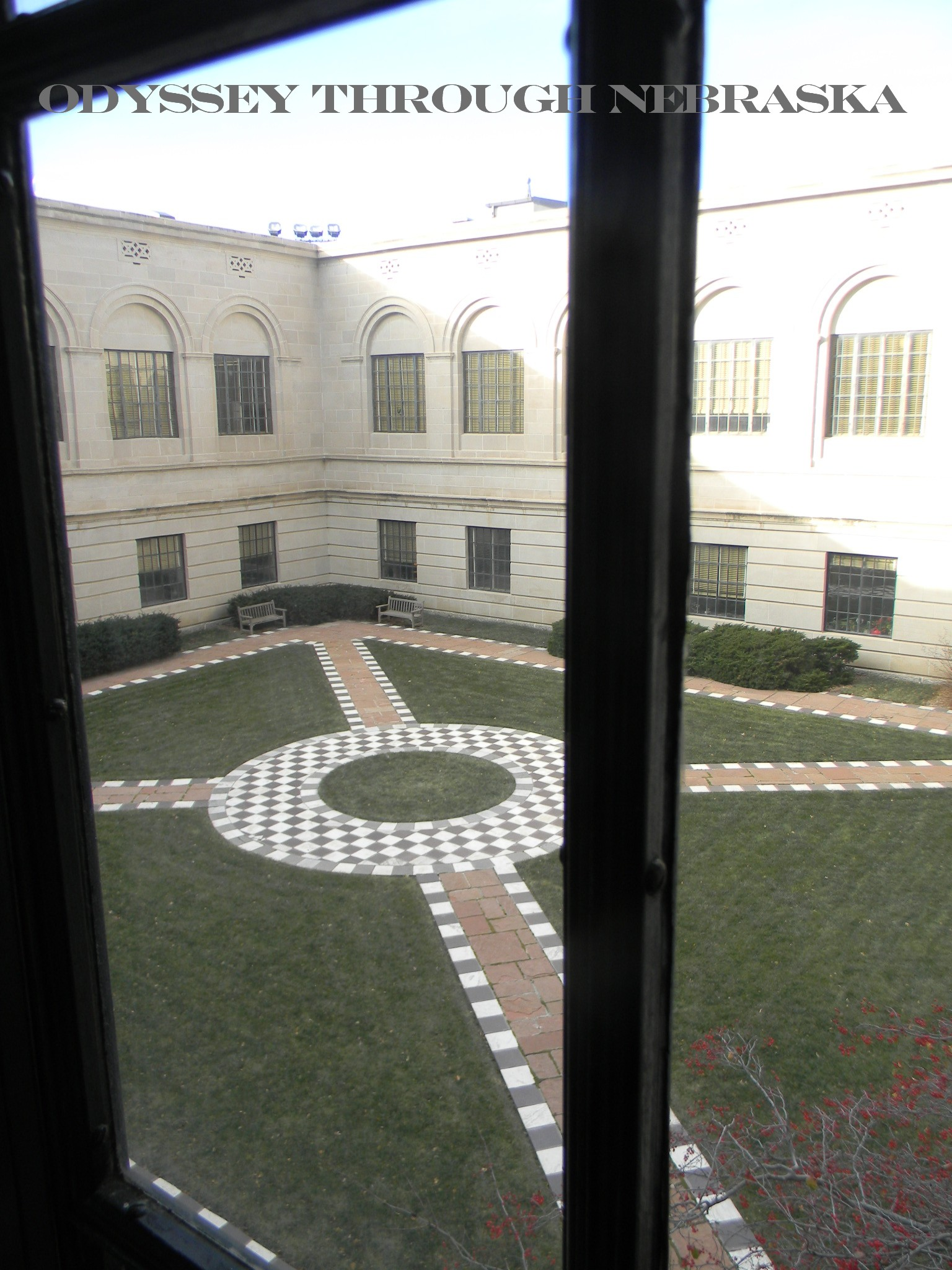 Capitol Courtyard