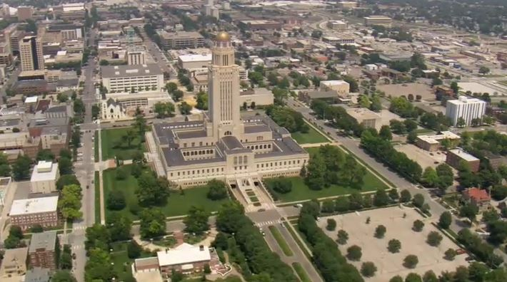 Capitol from Above