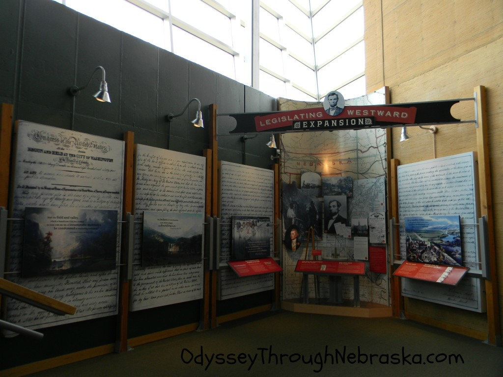 Homestead National Monument Legislating Westward Expansion