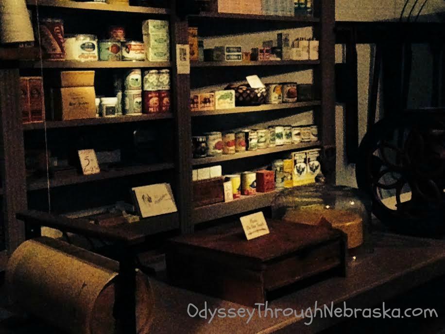 Nebraska History Museum General Store