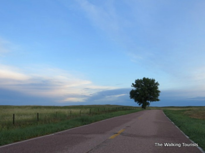 The Walking Tourists call Nebraska home and have explored many places