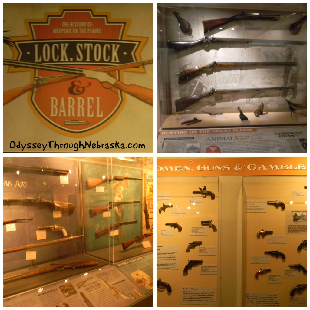 Hastings Museum Lock Stock & Barrel Collage