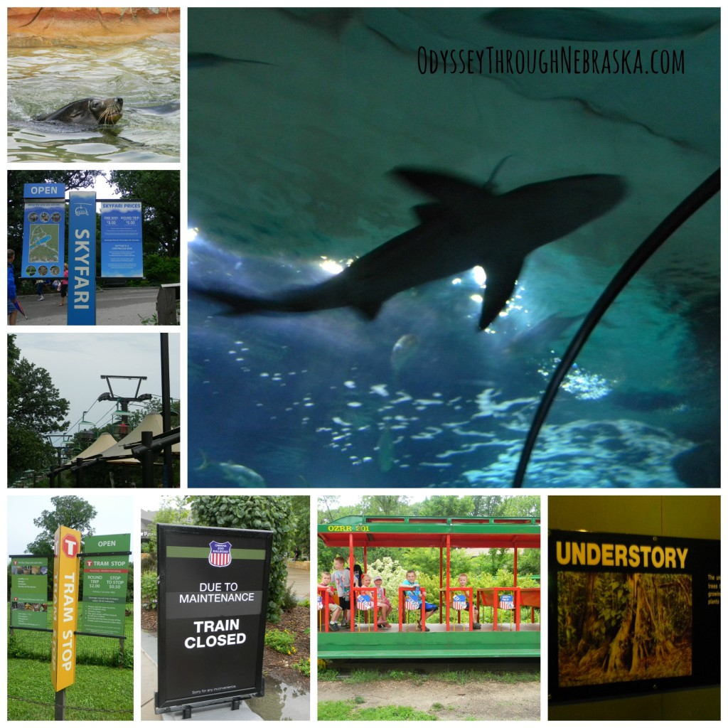 Henry Doorly Zoo S-U