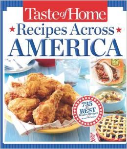 Taste of Home Cover