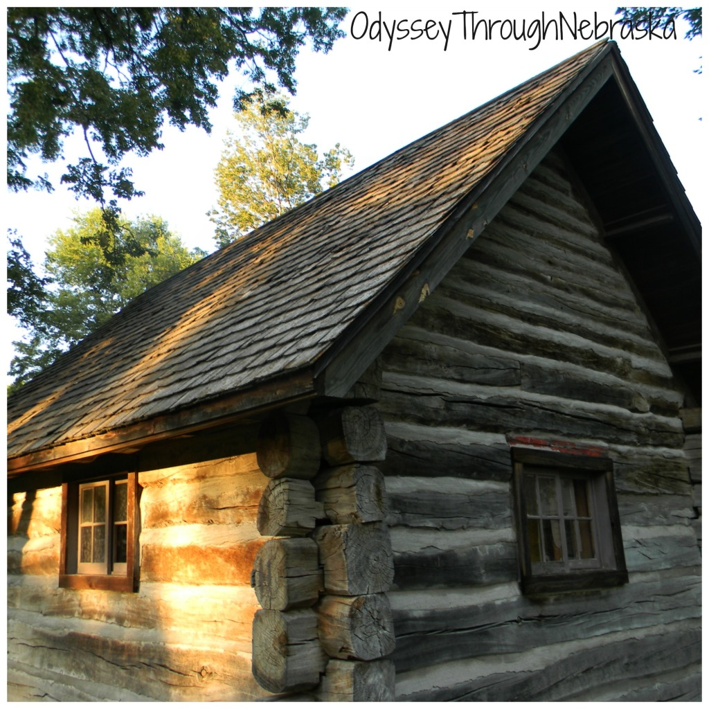 GI Stolley Park Cabin