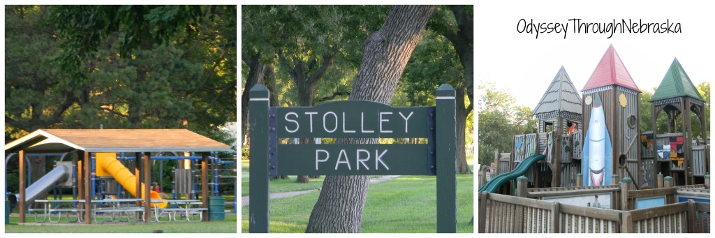 GI Stolley Park Opening