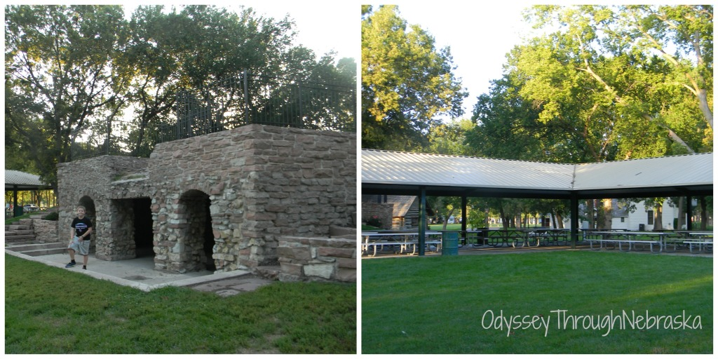 GI Stolley Park Picnic Structures