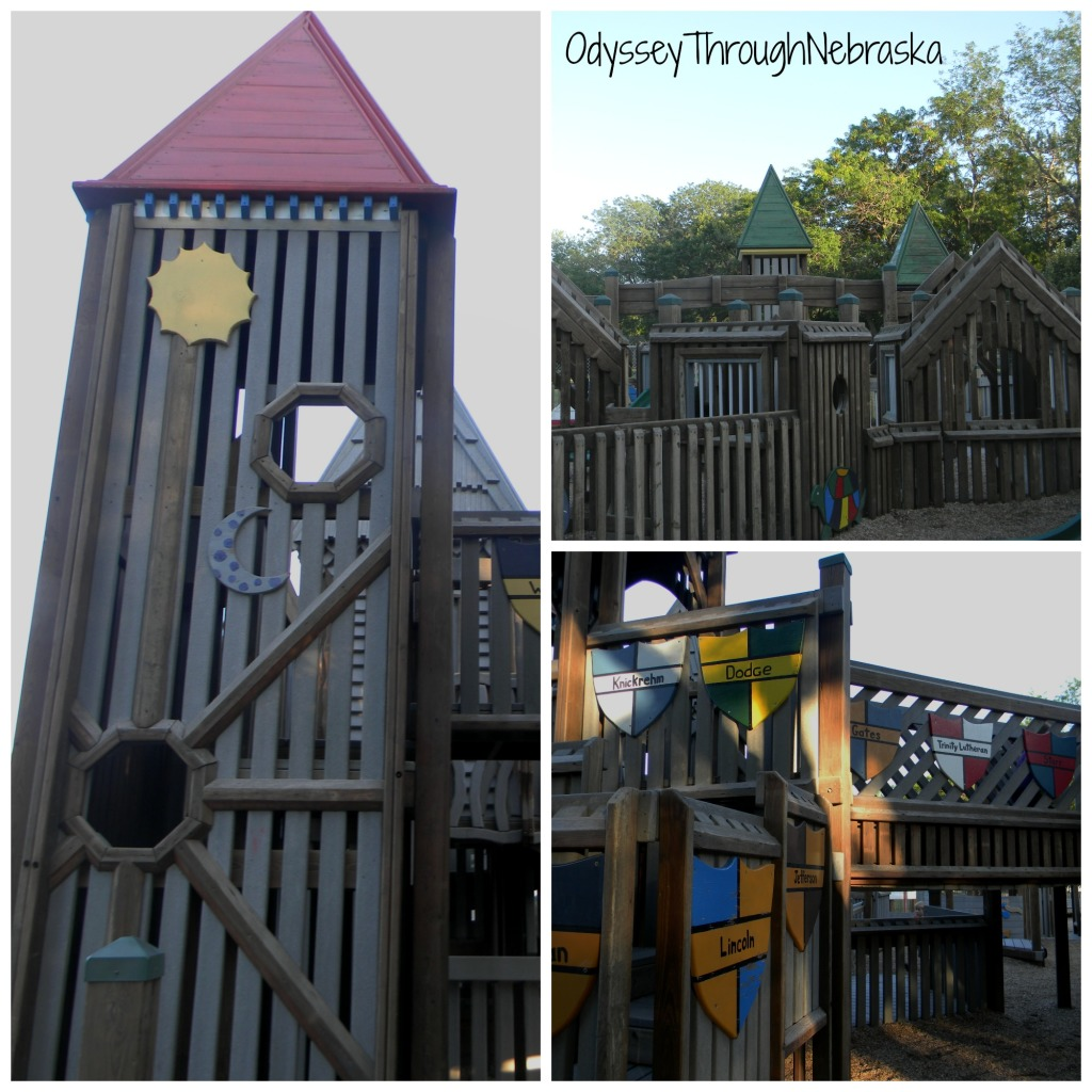 GI Stolley Park Play Structures