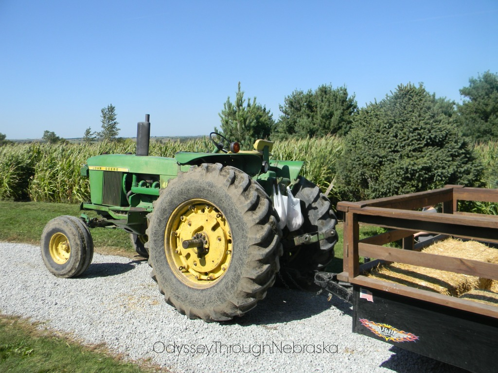 Martin's Orchard Hay Rack