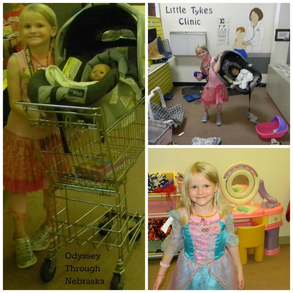 Children's Museum of Central Nebraska My Girl Collage