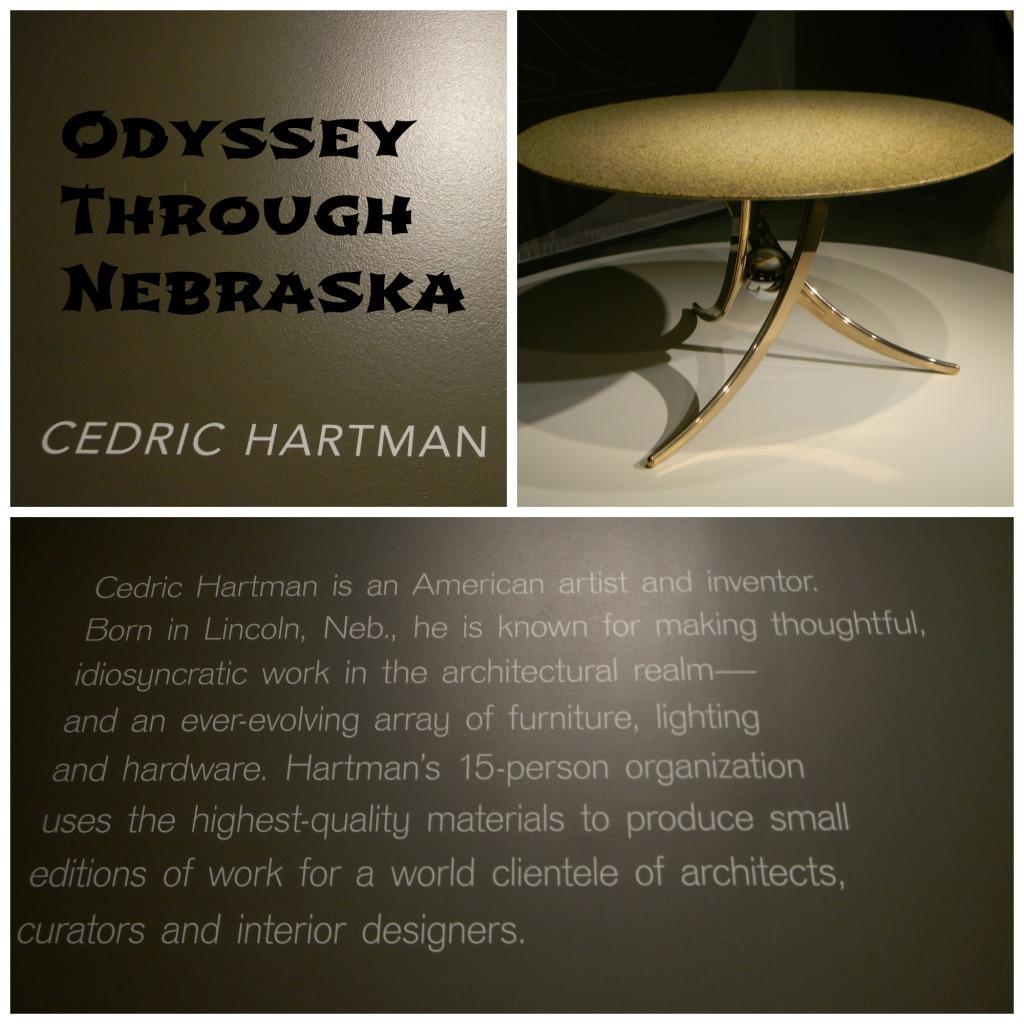 Kaneko Cedric Hartman exhibit collage