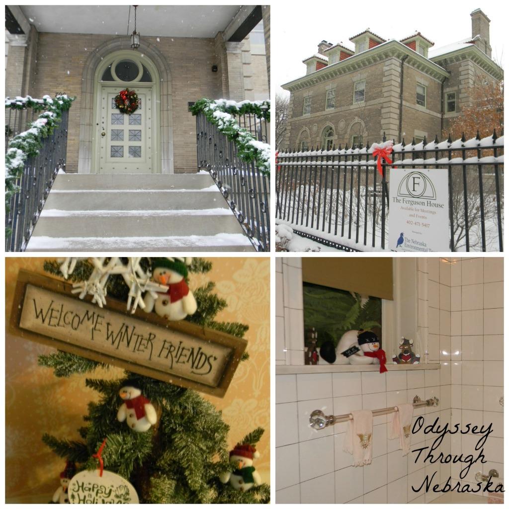 December Ferguson House