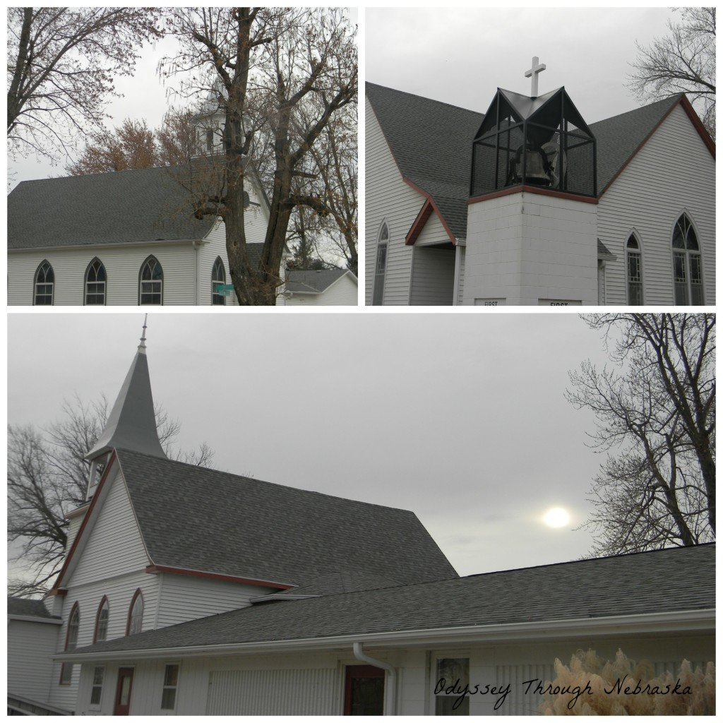 Three York County churches