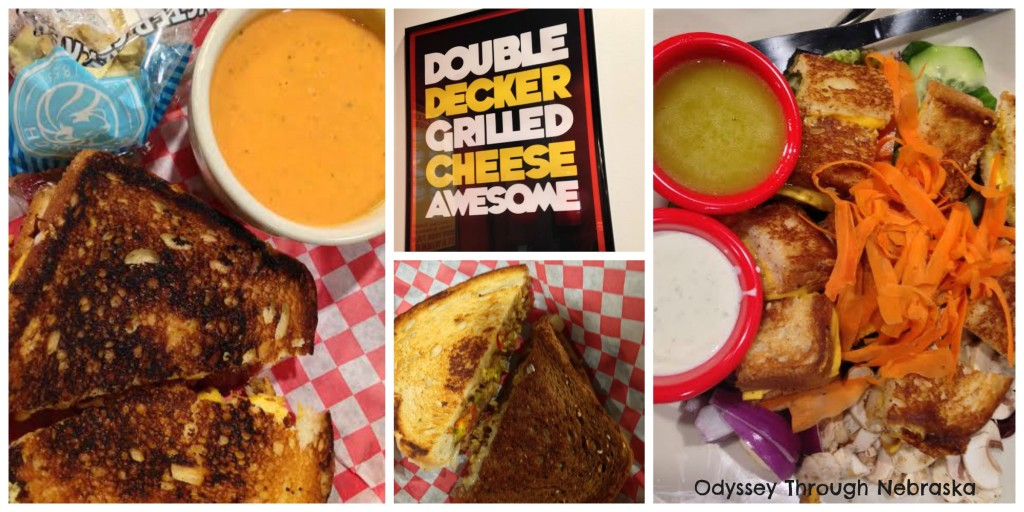 Tom + Chee Food Collage