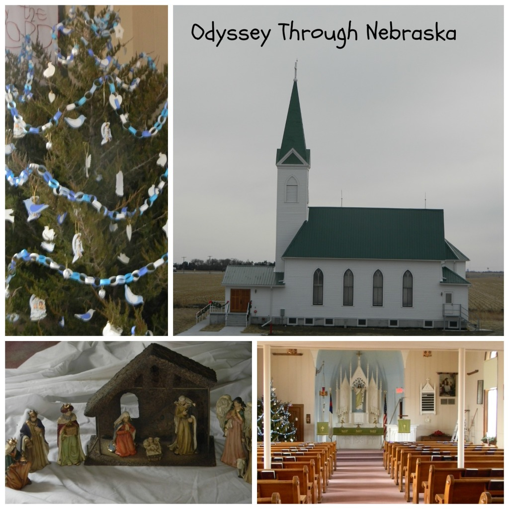 Wessels Farm Christmas Church Collage