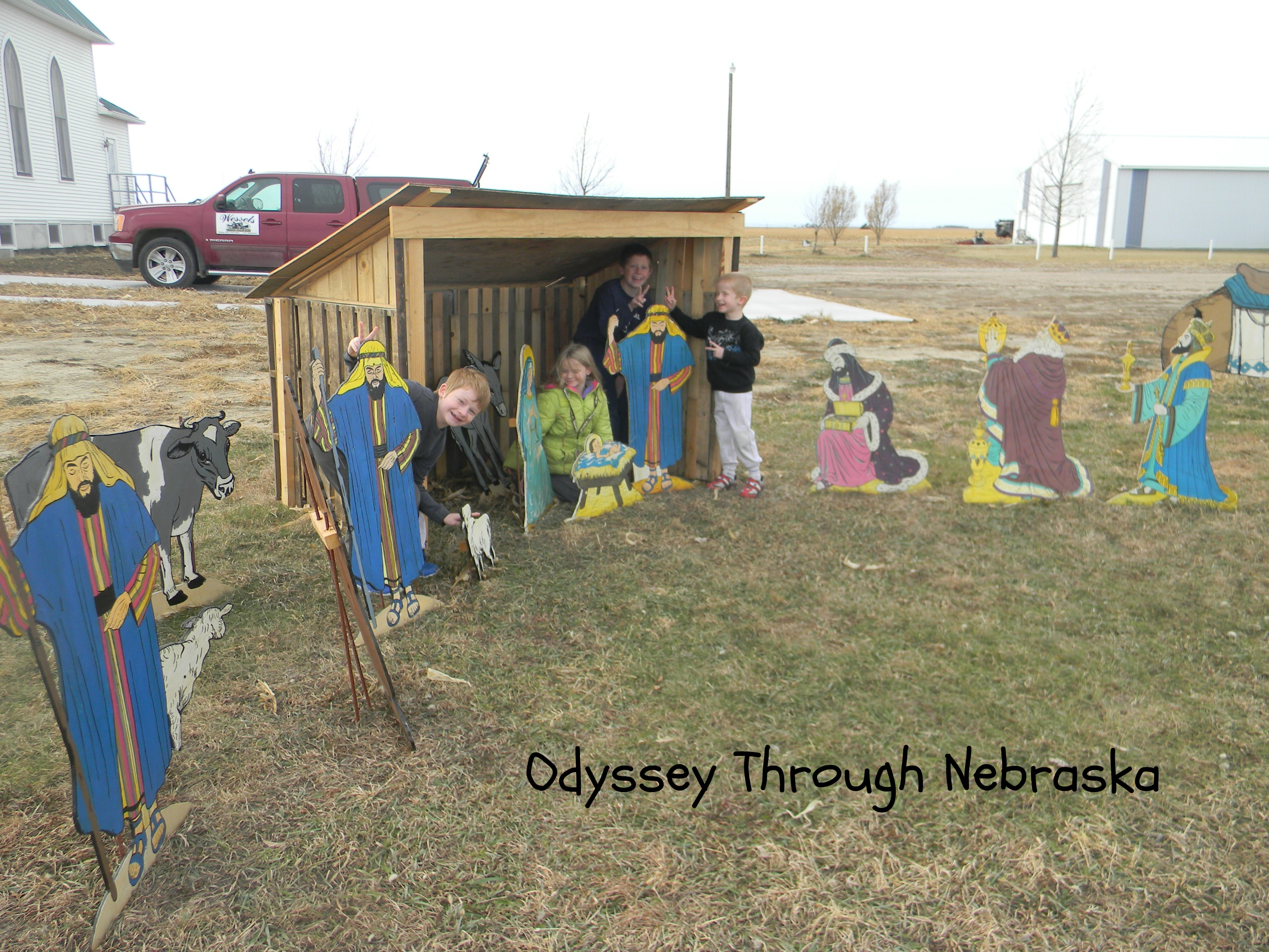 Wessels Farm Christmas Nativity