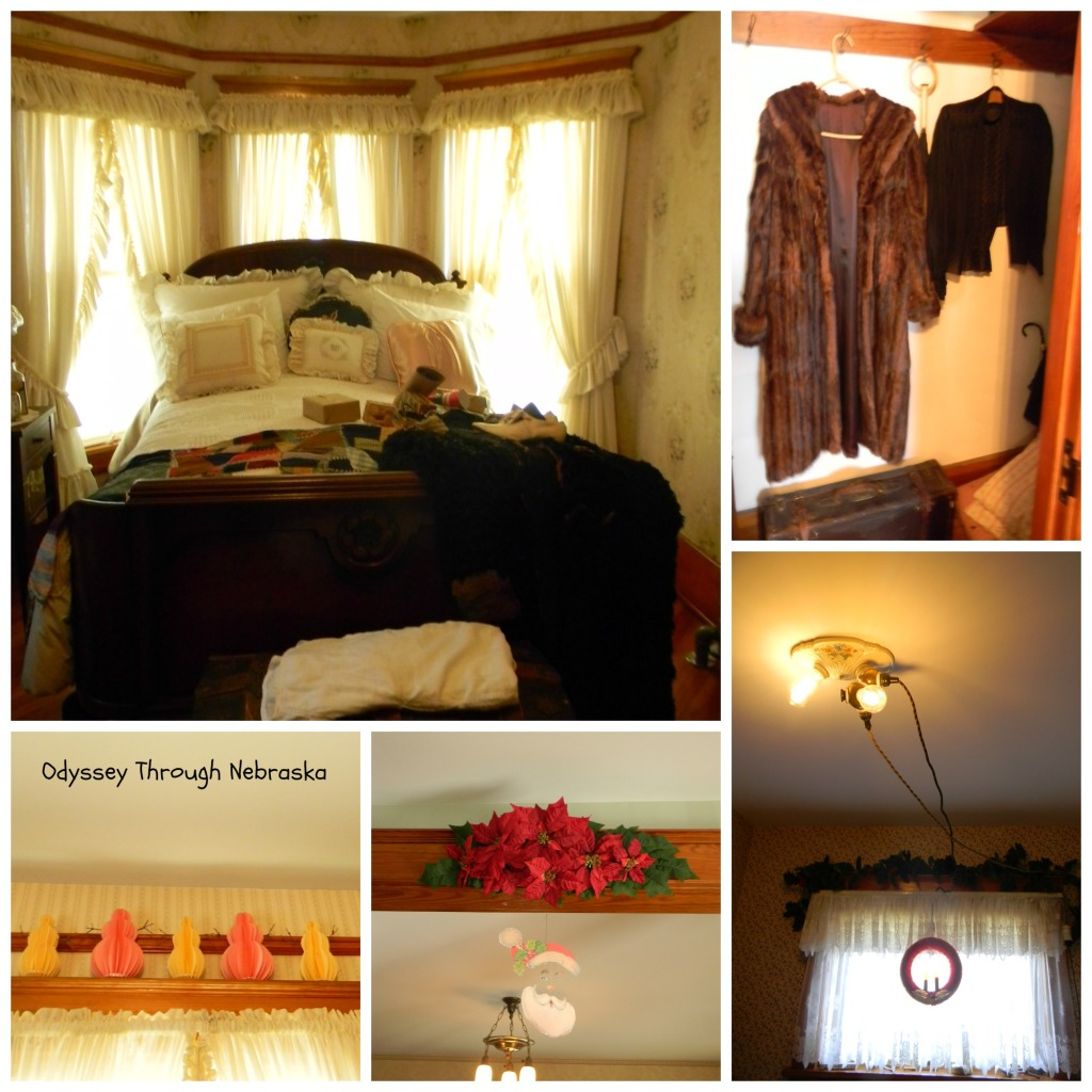 Wessels Farm Christmas Upstairs Room Collage