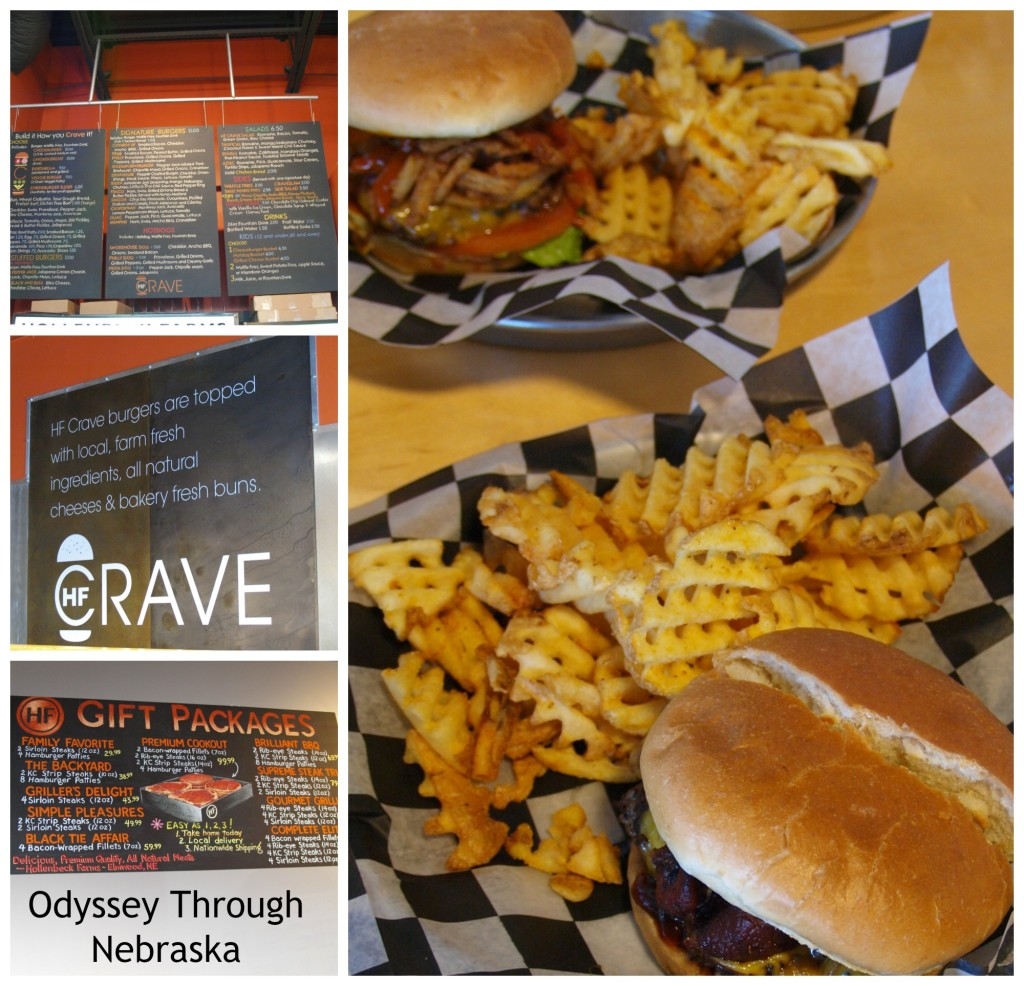 HF Crave Food Options Collage