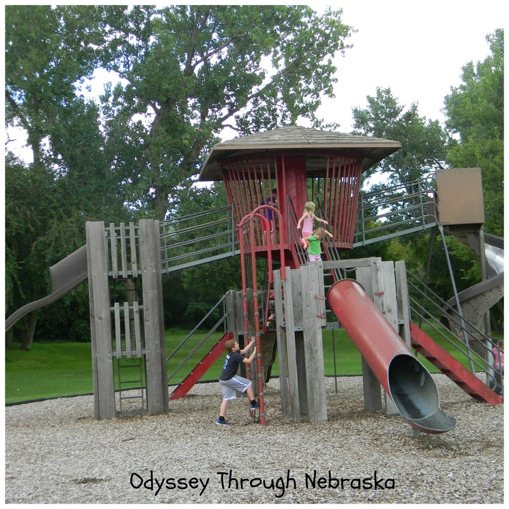 Hastings Brickyard Park playground