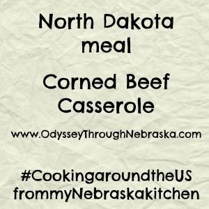 North Dakota meal