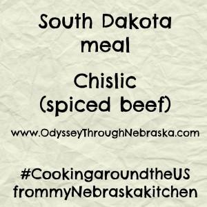 South Dakota meal