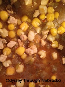 New Mexico posole