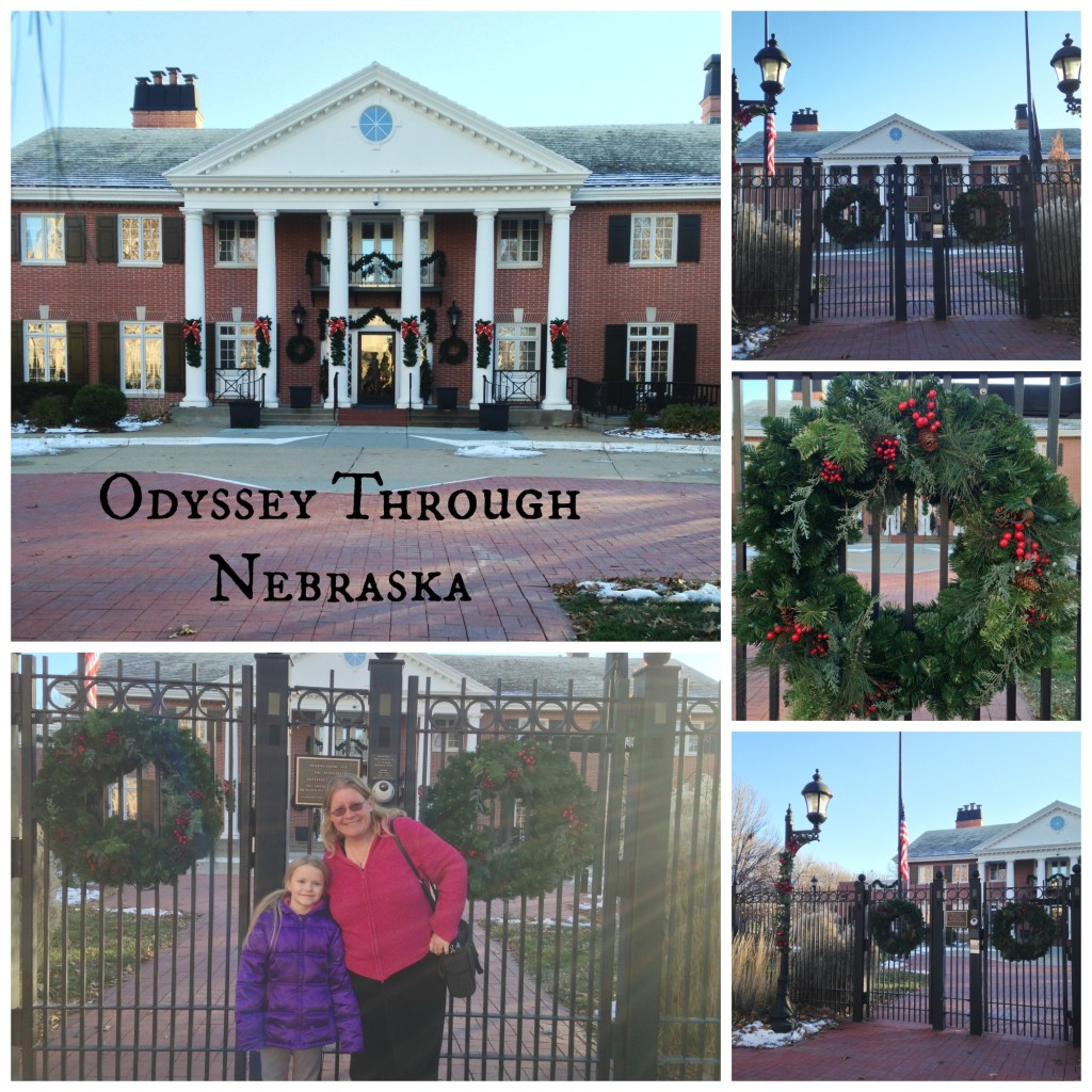 Governor's Mansion Collage