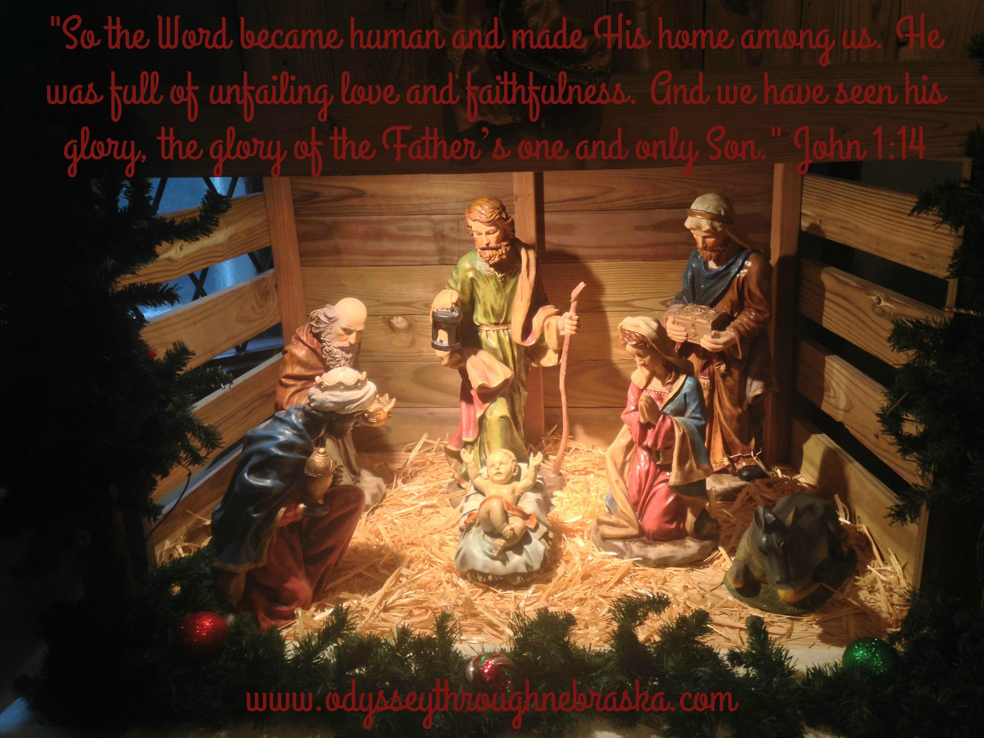 John 114 Nativity OTN