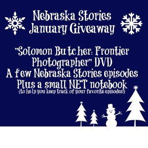Nebraska Stories Giveaway