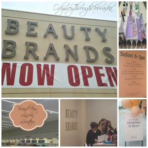 Beauty Brands Collage