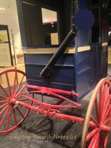 Nebraska History Museum Transportation
