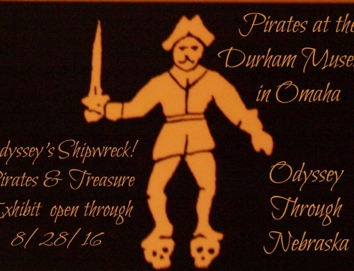 Omaha Durham Museum: Shipwreck! Pirates and Treasure