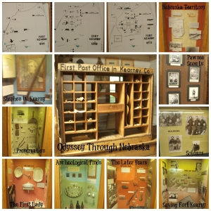 Fort Kearny Museum Collage