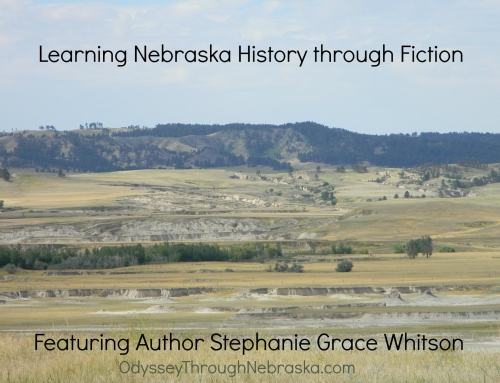 Learning Nebraska History Through Fiction: Featuring Nebraska Author, Stephanie Grace Whitson (and a Giveaway!)
