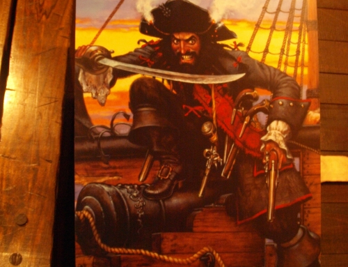 Twelve + Great Pirate Books for Kids