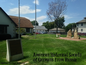 AHS of Germans from Russia