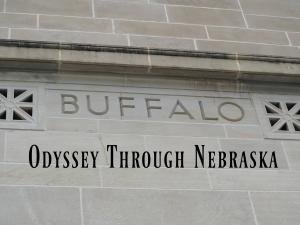 Buffalo County on the Nebraska Capitol
