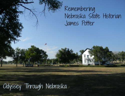 Thursday Tribute: Remembering Nebraska Historian, James Potter