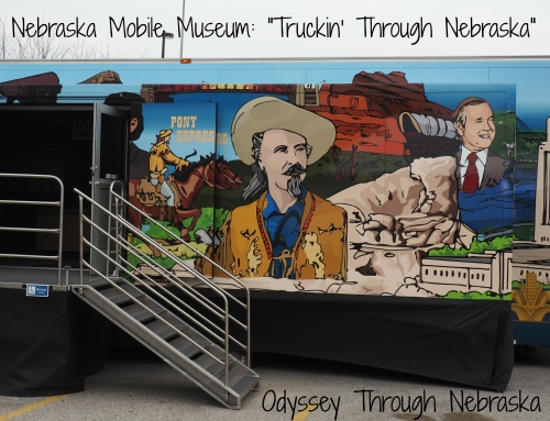 Nebraska Mobile Museum: Truckin' Across Nebraska