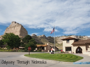 Panhandle Places: Scottsbluff National Monument