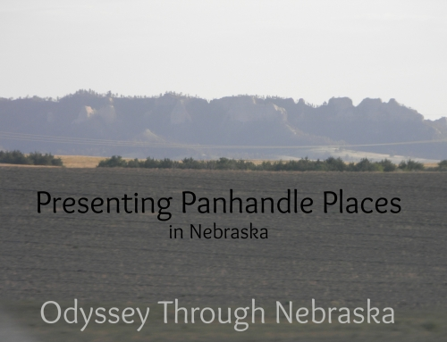 Presenting Panhandle Places in Nebraska
